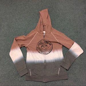 Roxy hoodie size L